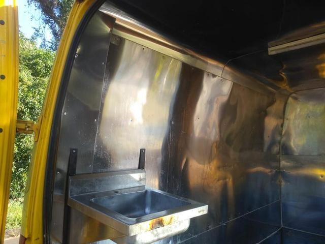 Fiat Ducato Maxicargo Food Truck - Foto 4
