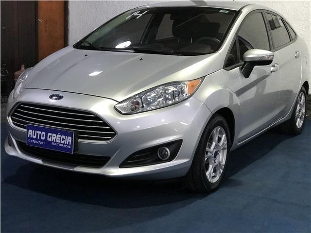 Ford New Fiesta Sedã PowerShift 1.6 2014 - Foto 2