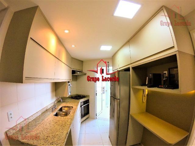 Apartamento 100% Nascente no Concept Adrianópolis, Negocie com Proprietário, Splits - Foto 9