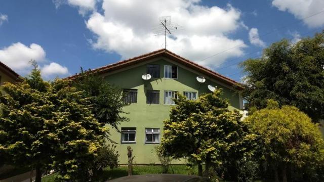 Apartamento com 2 dormitórios para alugar, 40 m² por r$ 500,00/mês - sítio cercado - curit - Foto 18