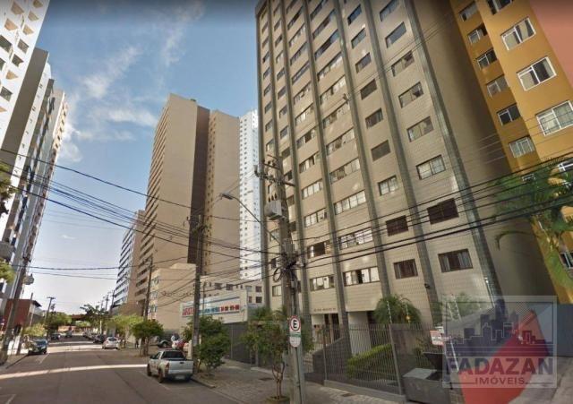 Apartamento para alugar, 87 m² por R$ 1.200,00/mês - Cristo Rei - Curitiba/PR - Foto 19