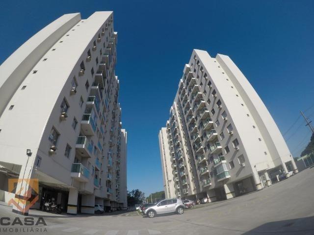 E.R- Apartamento no condomínio Enseada de Manguinhos com Vista para o Mar - Foto 9