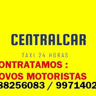 Central car com carro proprio