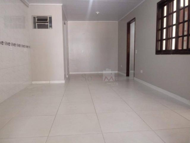 Casa com 1 dormitório para alugar, 40 m² por r$ 1.000,00/mês - pinheirinho - curitiba/pr - Foto 12