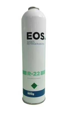 Fluido Refrigerante R22 Eos Lata 800g