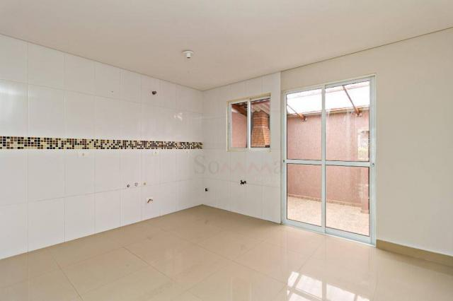 Sobrado com 2 dormitórios à venda, 70 m² por r$ 225.000,00 - ganchinho - curitiba/pr - Foto 8