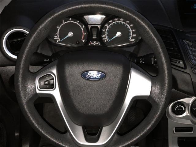 Ford New Fiesta Sedã PowerShift 1.6 2014 - Foto 8