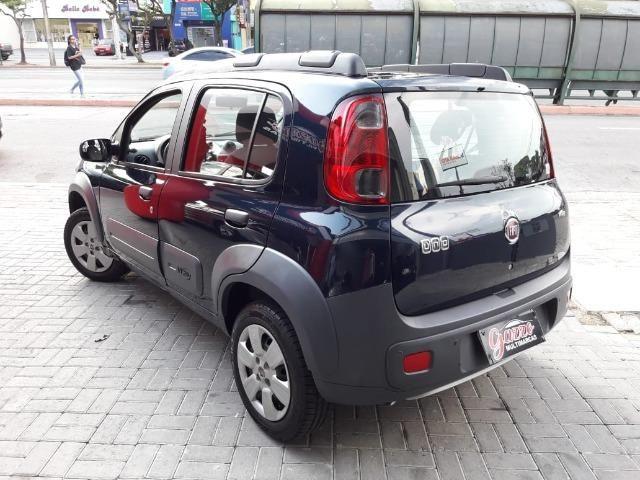 Fiat Uno Vivace Way 1.0 Flex 2014 - Foto 6