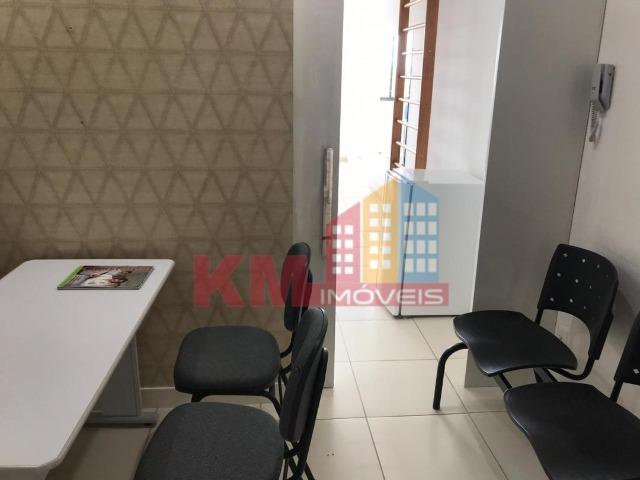 Aluga-se sala para consultório no West Clinical - KM IMÓVEIS - Foto 9