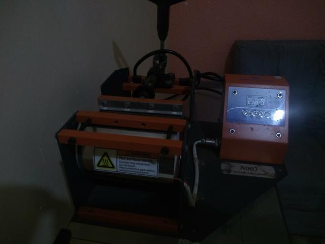 Máquina de personalizar caneca - Foto 2