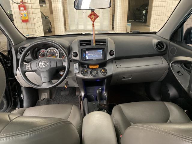 Toyota Rav4 4x4 Top Automático Único Dono 2010 - Foto 8