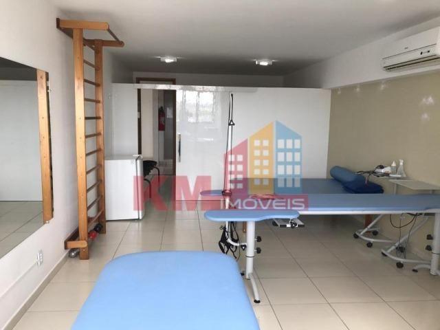 Aluga-se sala para consultório no West Clinical - KM IMÓVEIS - Foto 3