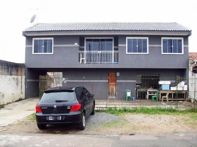 Sobrado com 5 dormitórios à venda, 195 m² por r$ 450.000,00 - pinheirinho - curitiba/pr