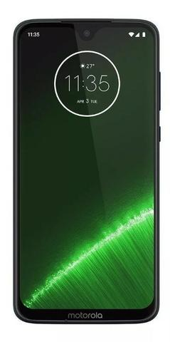 Motorola G7 Plus Dual SIM 64 GB Índigo - Foto 2