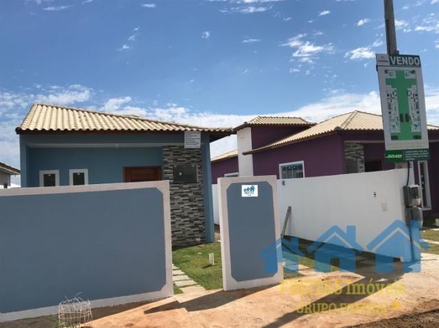 Imóvel Novo 03 Qts (01 suíte) e lavabo, Iguaba Grande - Foto 2