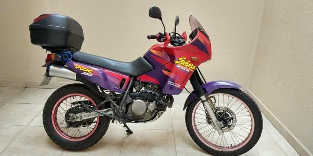 Honda Sahara 350cc 1997 - Foto 8