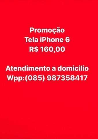 Assistência especializada em Iphone