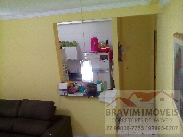 Apartamento com 2 quartos e com vaga coberta - Foto 6