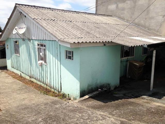 Casa residencial terreno 480 m² (12x40), com 3 casas, Rua Araruna, nº407, Pinheirinho. - Foto 3