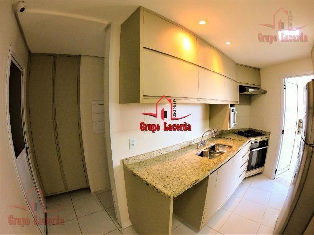 Apartamento 100% Nascente no Concept Adrianópolis, Negocie com Proprietário, Splits - Foto 8