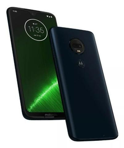 Motorola G7 Plus Dual SIM 64 GB Índigo - Foto 5
