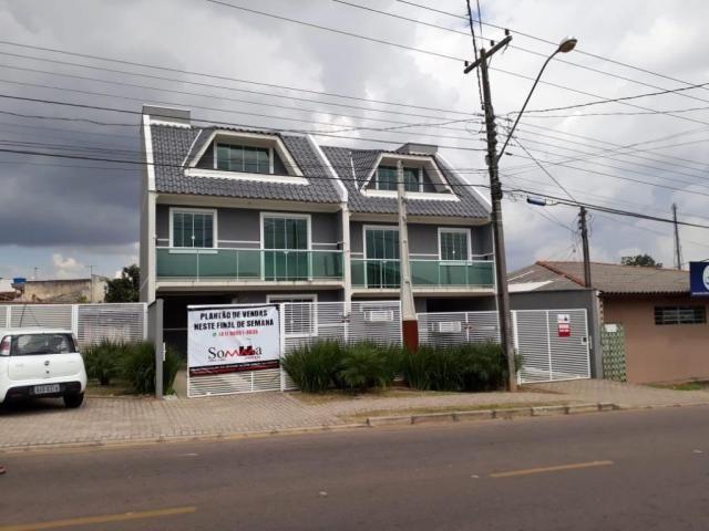 Sobrado com 4 dormitórios, 2 vagas de estacionamento, avenida paraguai, 518 - nações - faz