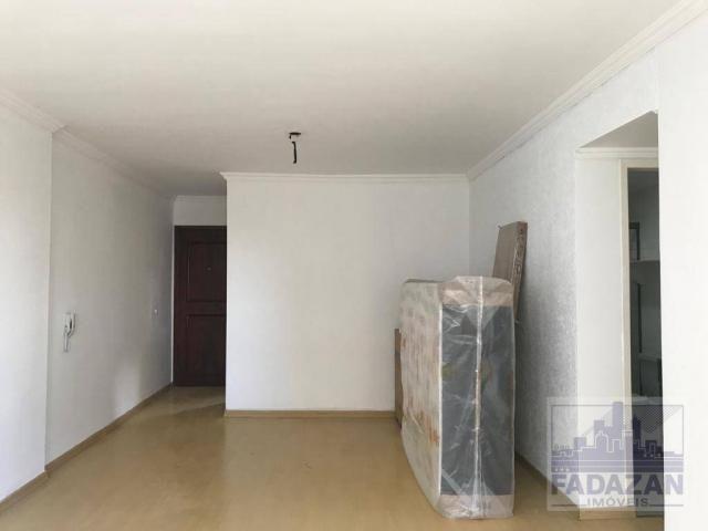 Apartamento para alugar, 87 m² por R$ 1.200,00/mês - Cristo Rei - Curitiba/PR - Foto 6
