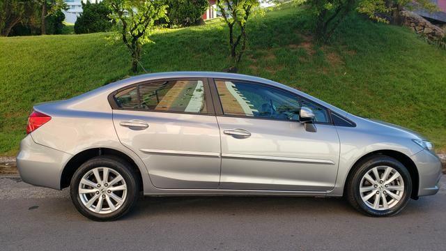 Honda civic lxr 2.0 2014 automático - Foto 8
