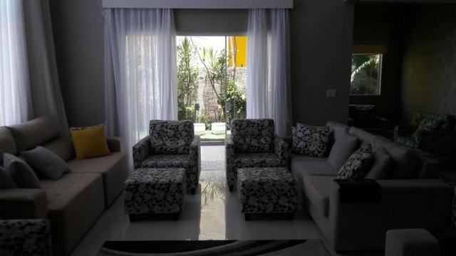 Casa duplex 5 suítes, 1/4 em Barra do Jacuípe Magnifica - Diária - Foto 12