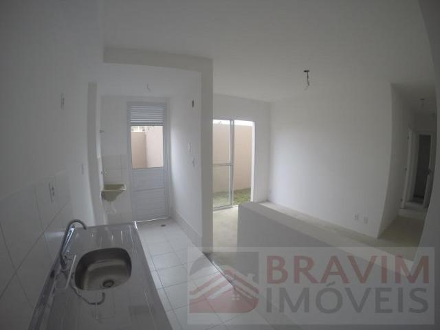 Apartamento com quintal privativo - Foto 6