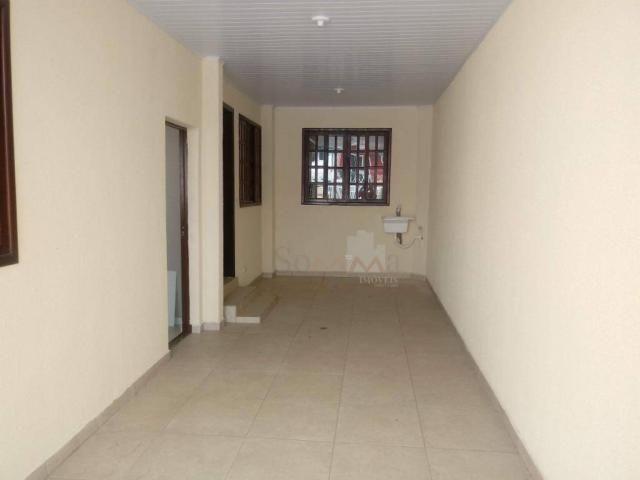 Casa com 1 dormitório para alugar, 40 m² por r$ 1.000,00/mês - pinheirinho - curitiba/pr - Foto 11