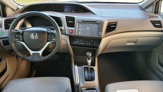Honda civic lxr 2.0 2014 automático - Foto 5