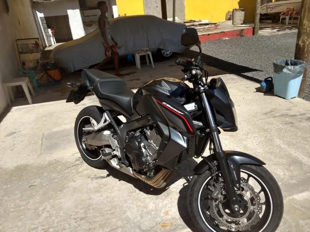Honda CB 650 F - Foto 2