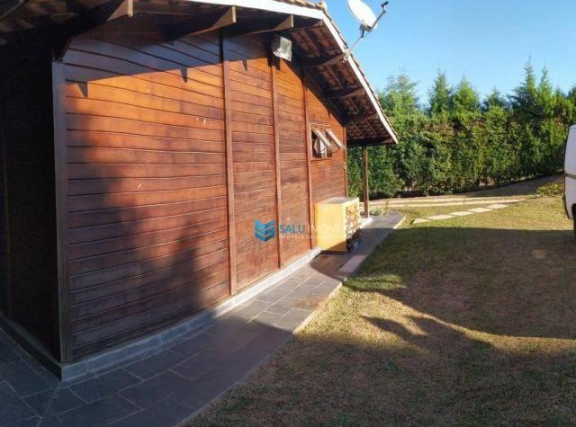 Casa com 3 dormitórios à venda, 170 m² por R$ 650.000,00 - Condomínio Saint Charbel - Araç - Foto 13
