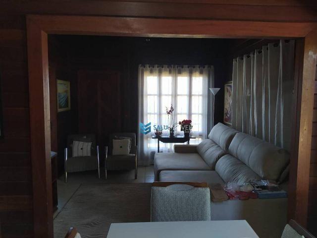Casa com 3 dormitórios à venda, 170 m² por R$ 650.000,00 - Condomínio Saint Charbel - Araç - Foto 3