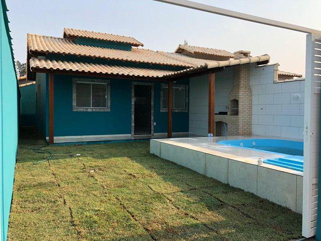 S 284 Casa Lindíssima no Bairro de Unamar - Tamoios Cabo Frio - Foto 3