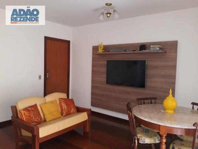 Apartamento com 1 dormitório à venda, 55 m² - Alto - Teresópolis/RJ
