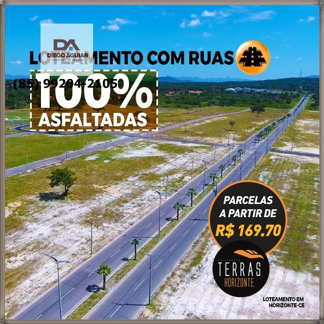 Loteamento Terras Horizonte $%¨&*( - Foto 11