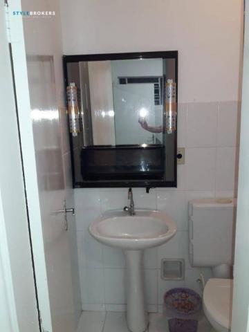 Apartamento no Edifício Caribe com 4 dormitórios à venda, 170 m² por R$ 320.000 - Baú - Cu - Foto 19
