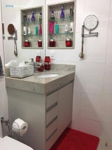 Apartamento no Edifício Jardim D América com 3 suítes à venda, 134 m² por R$ 800.000 - Jar - Foto 15