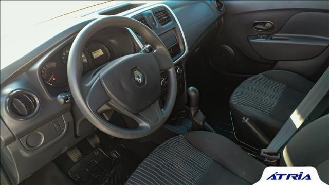 Renault Sandero 1.0 12v Sce Authentique - Foto 6