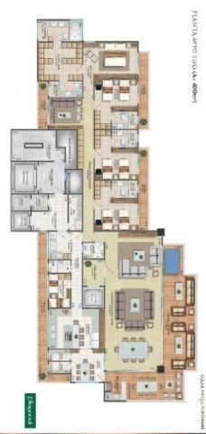 Apartamento com 4 dormitórios à venda, 400 m² - Meireles - Fortaleza/CE - Foto 3