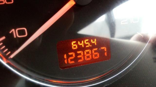 Peugeot 307 2011
