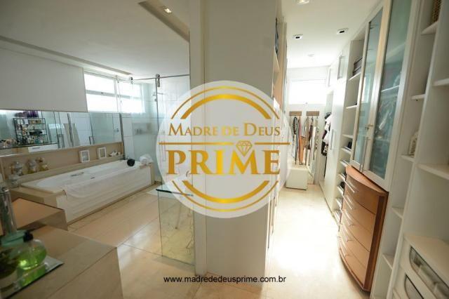 Apartamento com 4 dormitórios à venda, 326 m² - Meireles - Fortaleza/CE - Foto 5