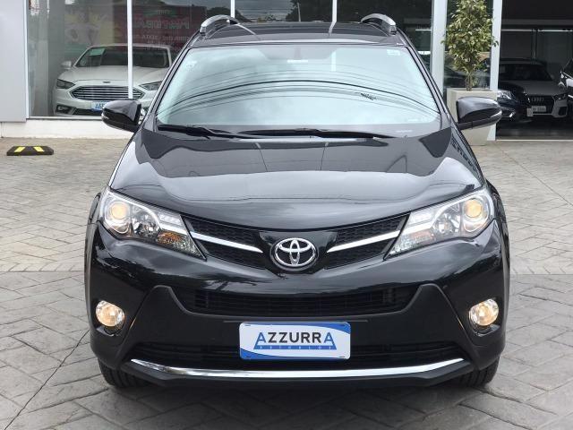 Toyota rav4 2.0 4x2 16v gasolina 4p qutomático 2015