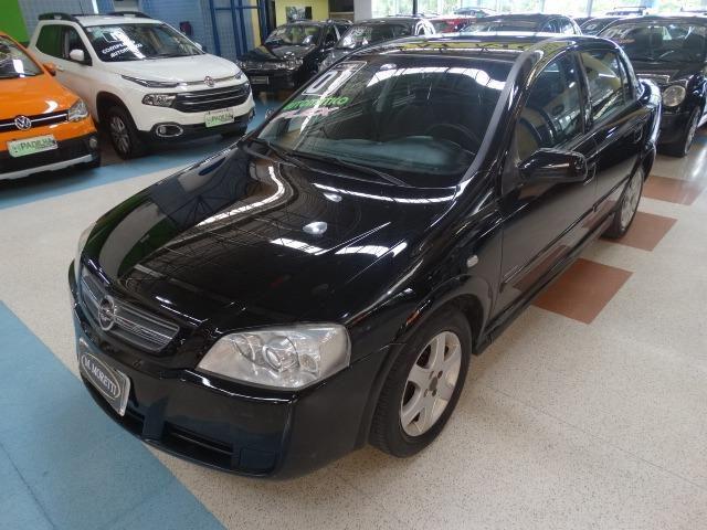 Astra Sedan Flex Automático 2007 * Completo