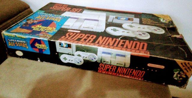 Super Nintendo 1990 - Foto 3