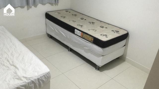 Apartamento para alugar com 3 dormitórios em Praia do morro, Guarapari cod:H4925 - Foto 12