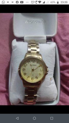 Vendo relógio Mondaine a prova de água 170 - Foto 2