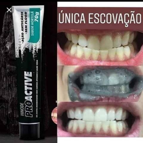 Promoção Clareador Dental